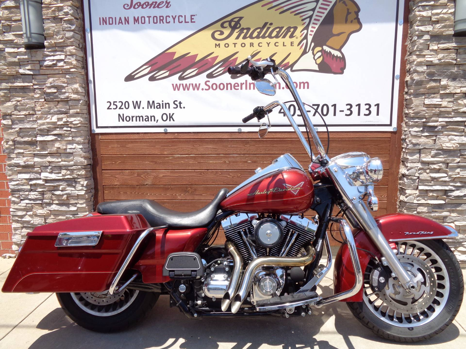 2009 Harley-Davidson Road King® in Norman, Oklahoma