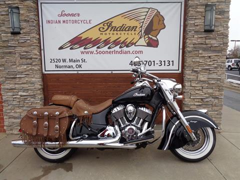 2014 Indian Chief® Vintage in Norman, Oklahoma