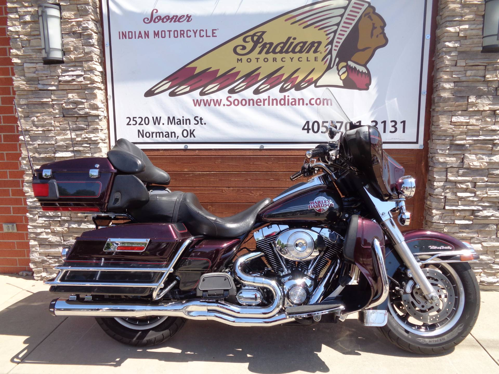2006 Harley-Davidson Ultra Classic® Electra Glide® in Norman, Oklahoma