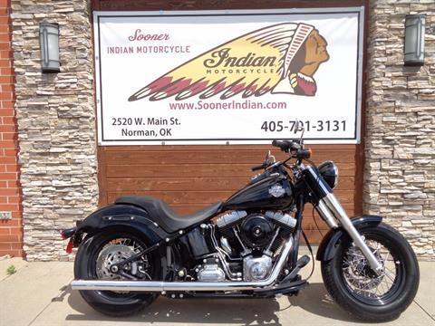 2013 Harley-Davidson Softail Slim® in Norman, Oklahoma
