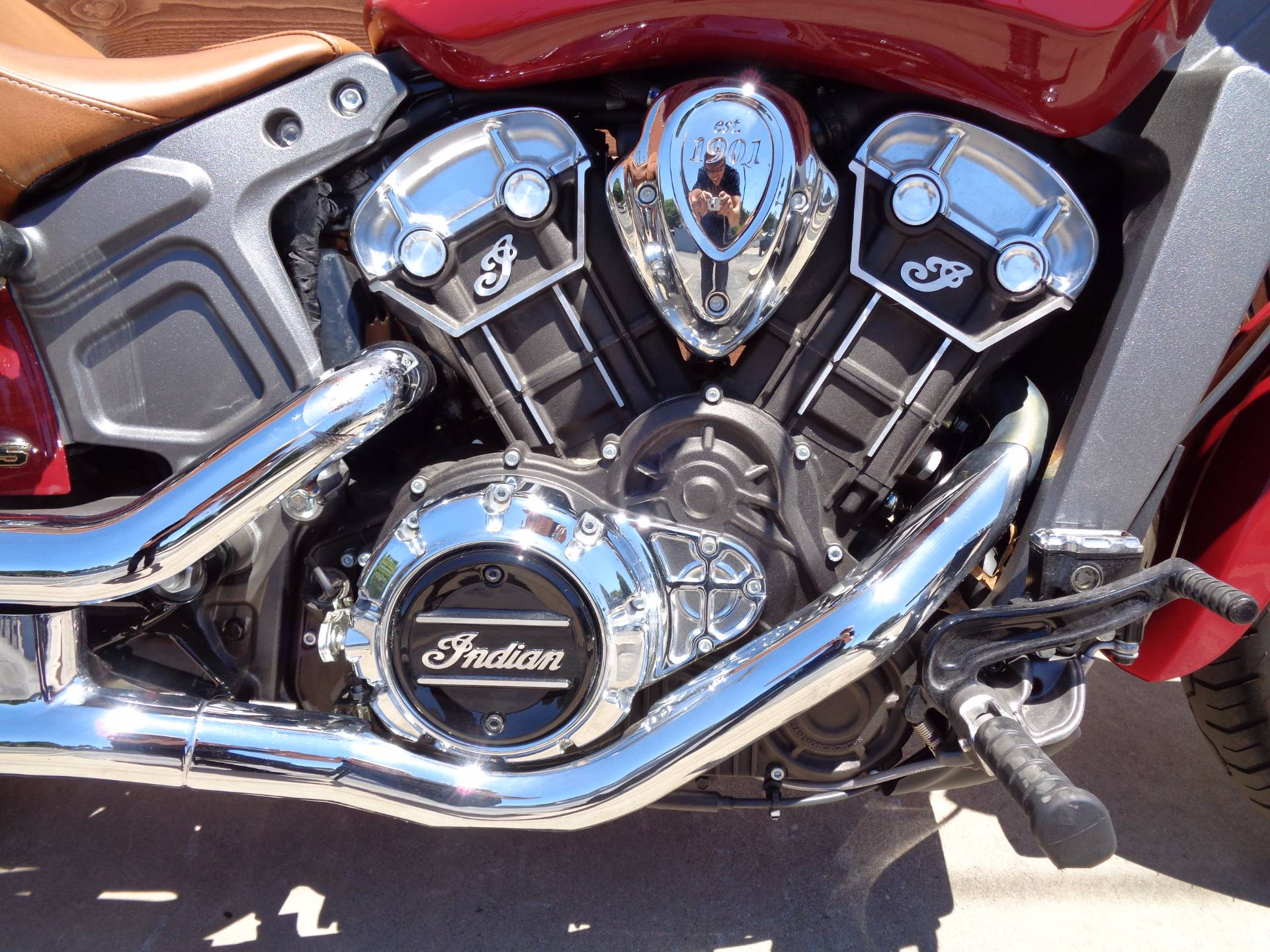 2016 Indian Scout™ ABS in Norman, Oklahoma