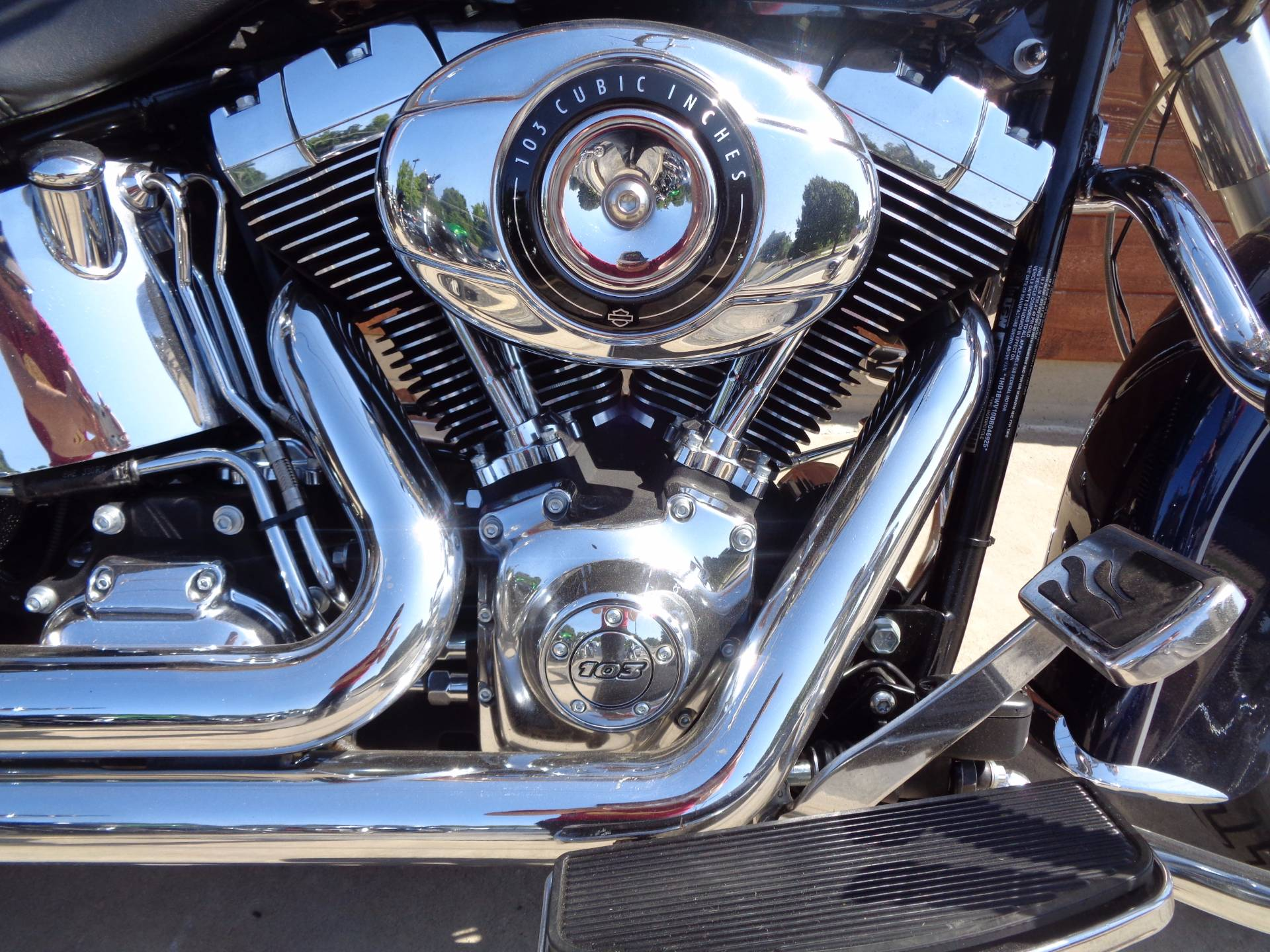 2013 Harley-Davidson Heritage Softail® Classic in Norman, Oklahoma