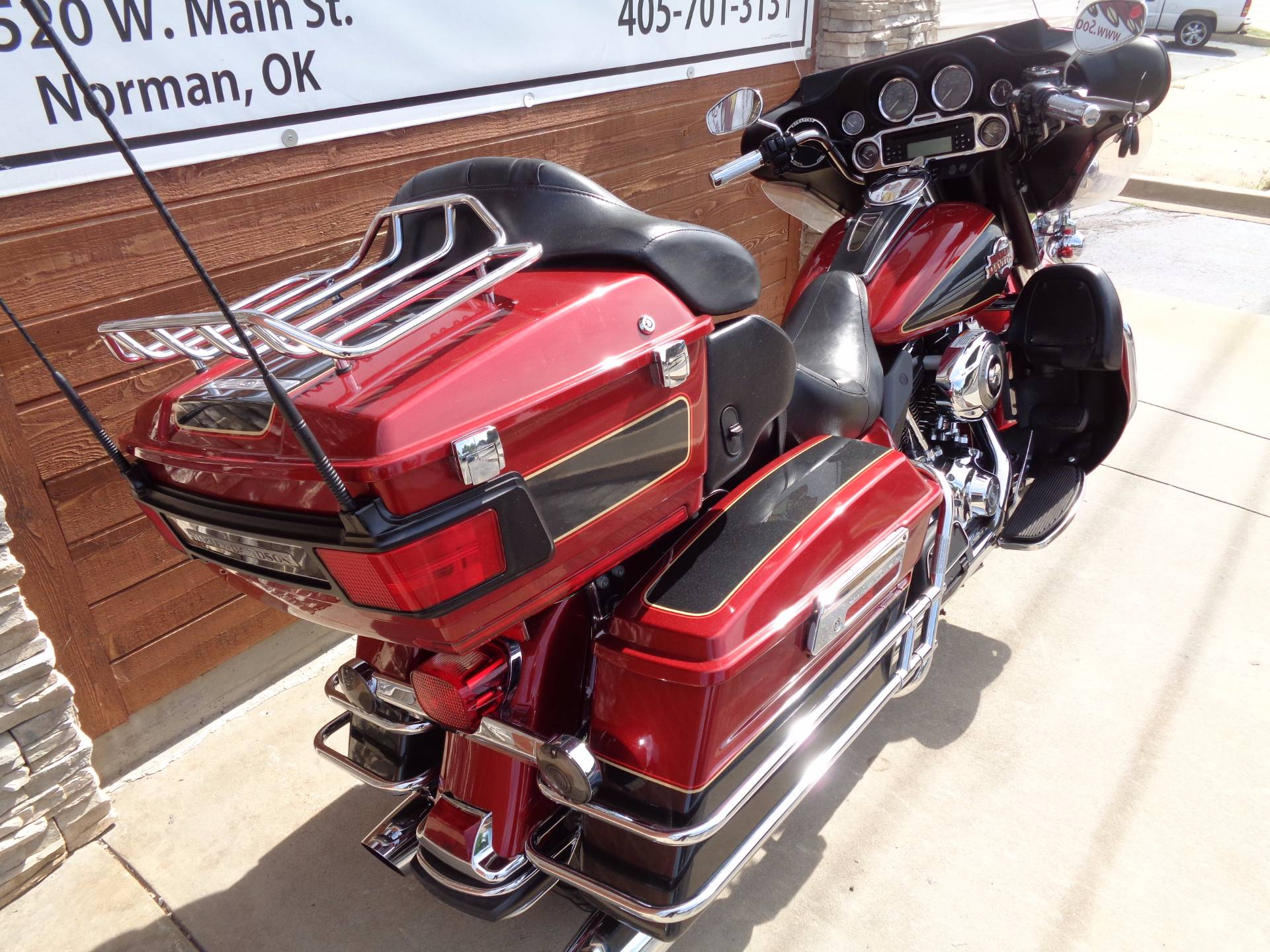 2007 Harley-Davidson Ultra Classic® Electra Glide® in Norman, Oklahoma