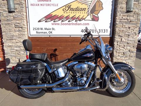 2015 Harley-Davidson Heritage Softail® Classic in Norman, Oklahoma