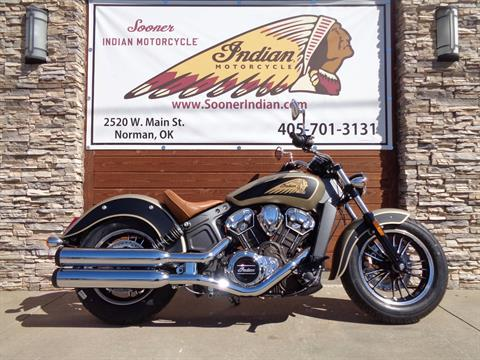 2017 Indian Scout® ABS Icon Series in Norman, Oklahoma