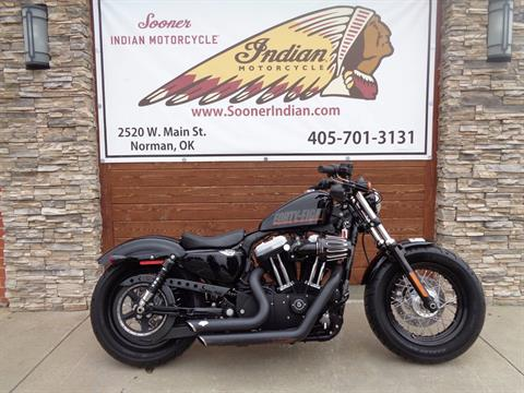 2013 Harley-Davidson Sportster® Forty-Eight® in Norman, Oklahoma