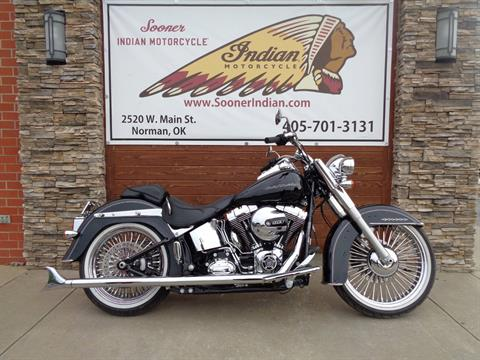 2016 Harley-Davidson Softail® Deluxe in Norman, Oklahoma