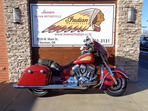 2014 Indian Chieftain™ in Norman, Oklahoma