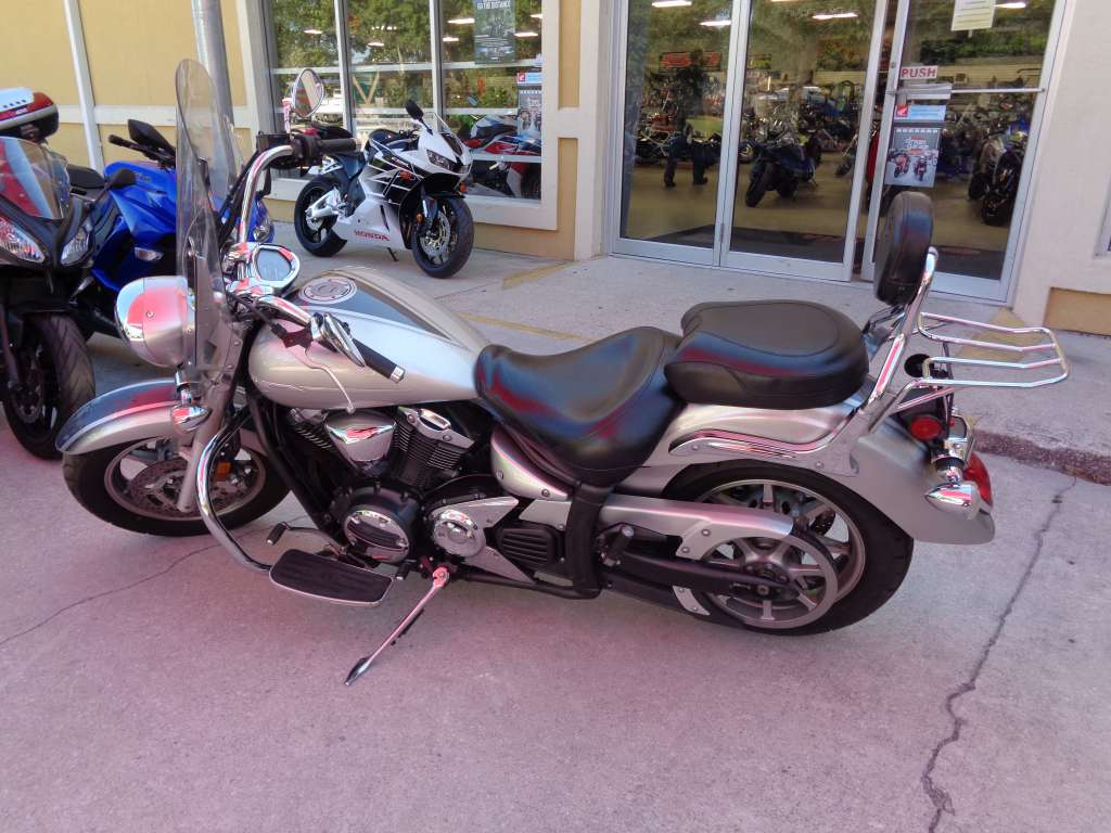 2007 Yamaha V Star® 1300 Tourer in Jacksonville, Florida