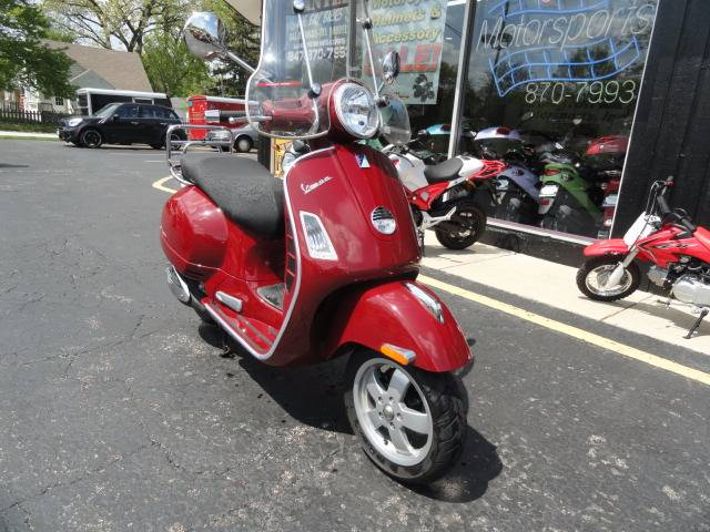 2007 Vespa GTS 250 in Arlington Heights, Illinois