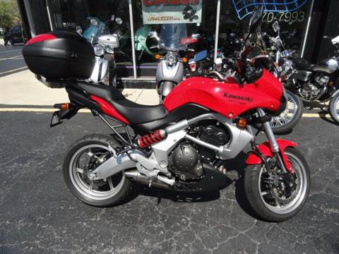 2008 Kawasaki Versys™ in Arlington Heights, Illinois