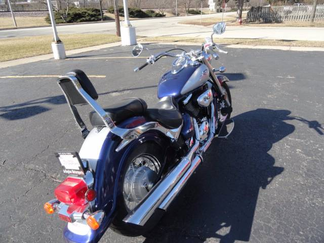 2008 Suzuki Boulevard C50 in Arlington Heights, Illinois