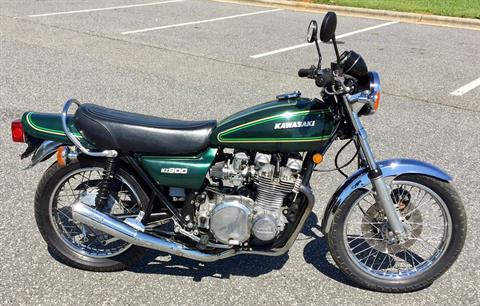 1976 Kawasaki KZ900 in Lowell, North Carolina