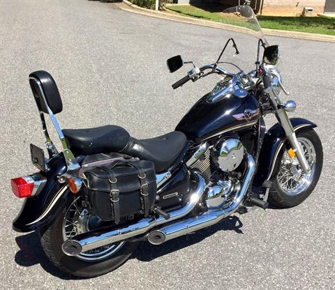2003 Kawasaki Vulcan® 800 Classic in Lowell, North Carolina