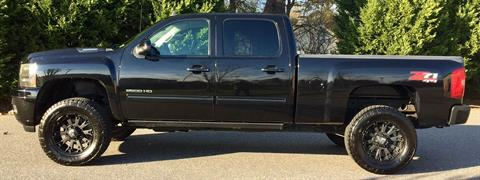 2012 Chevrolet 2500 HD in Lowell, North Carolina
