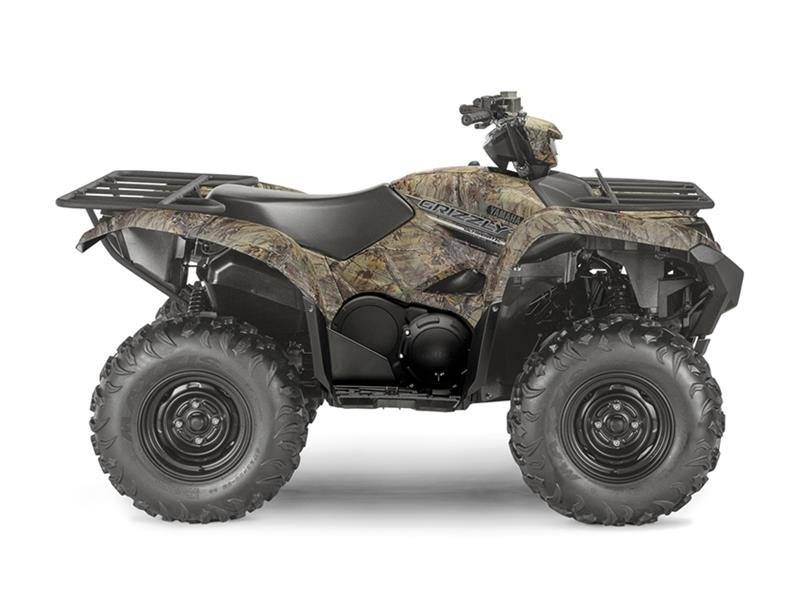 2016 Yamaha Grizzly Camo in Lowell, North Carolina