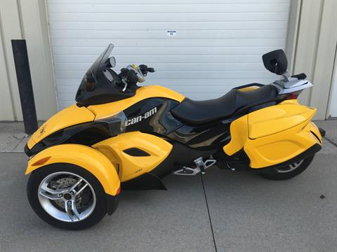 2008 Can-Am Spyder™ GS SM5 in Omaha, Nebraska
