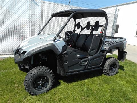 2015 Yamaha Viking EPS SE in Columbus, Nebraska