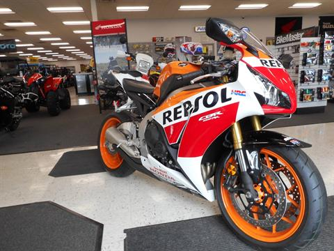 2015 Honda CBR®1000RR ABS in Columbus, Nebraska