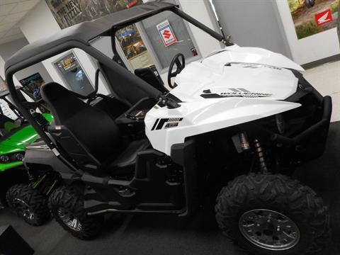 2016 Yamaha Wolverine R-Spec EPS (Aluminum Wheels) in Columbus, Nebraska