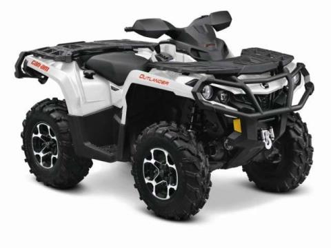 2015 Can-Am Outlander™ XT™ 650 in Lafayette, Louisiana