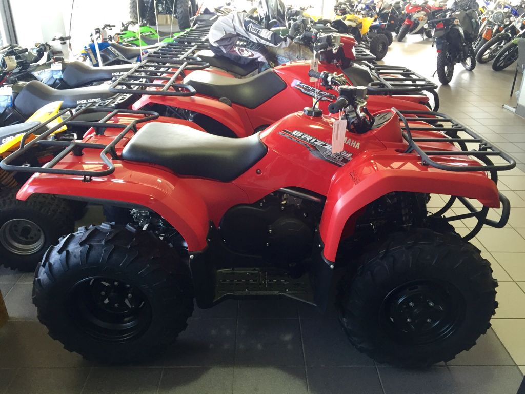 2014 Yamaha Grizzly 350 2WD in Lafayette, Louisiana