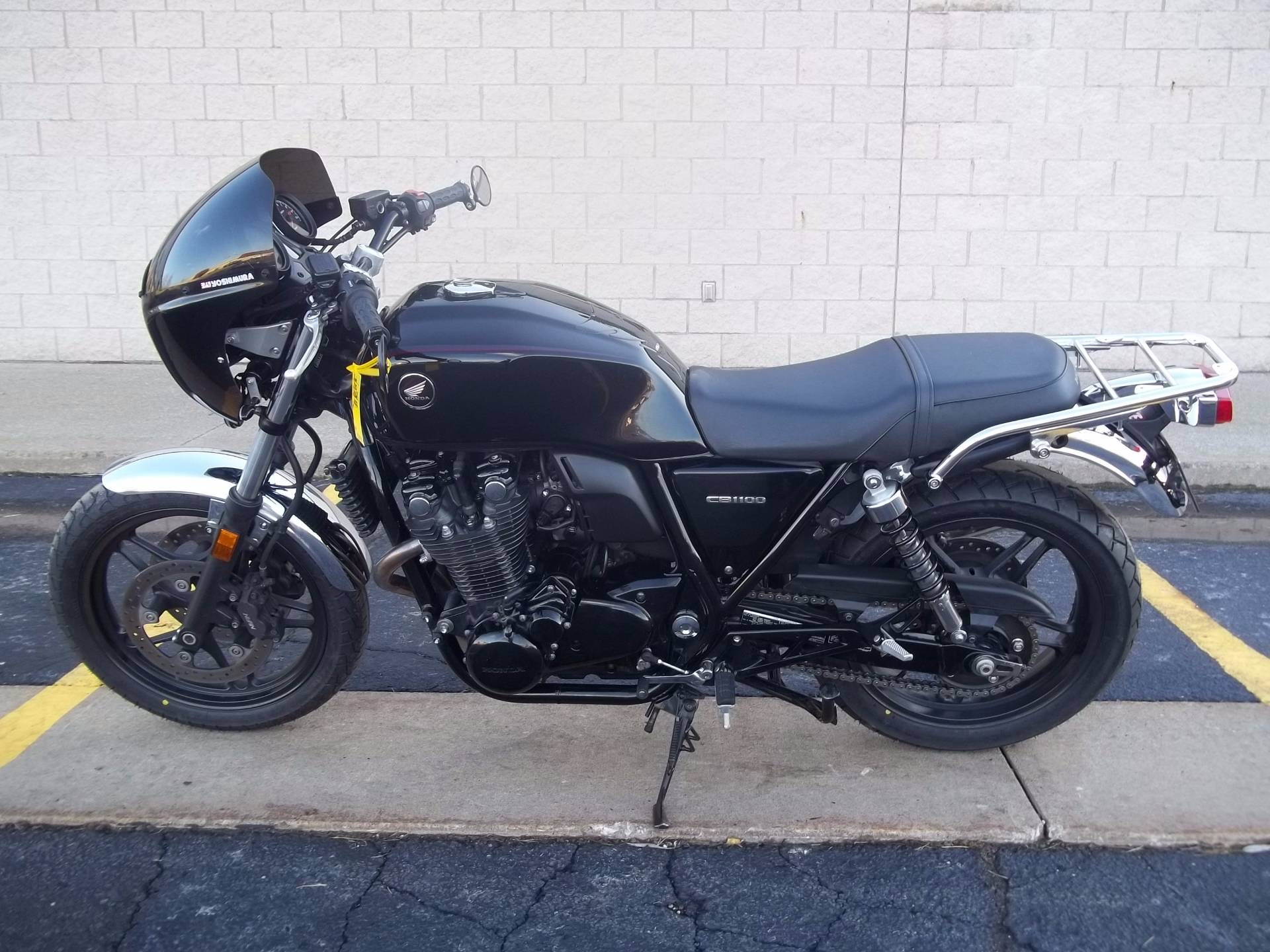 Used 2014 honda cb1100 motorcycles in canton oh stock for Honda financial payoff phone number