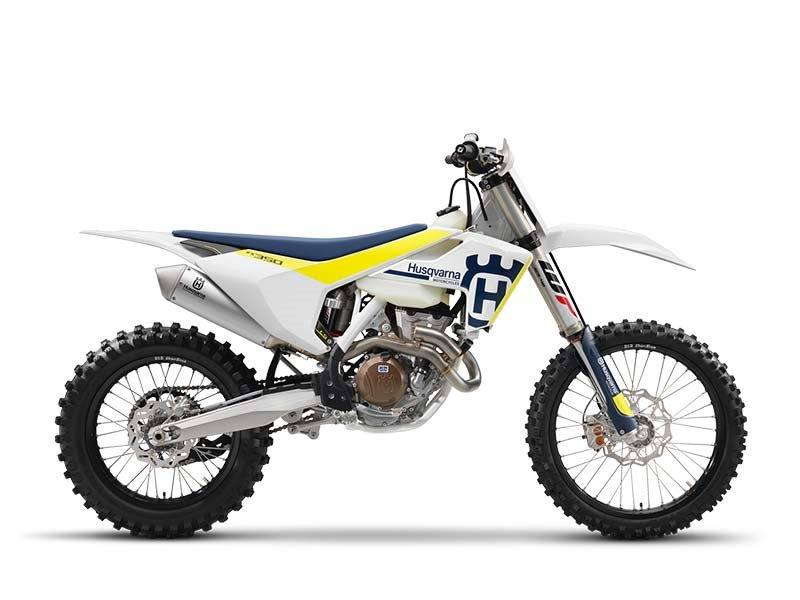 2017 Husqvarna Motorcycles FX 350 in Orange, California