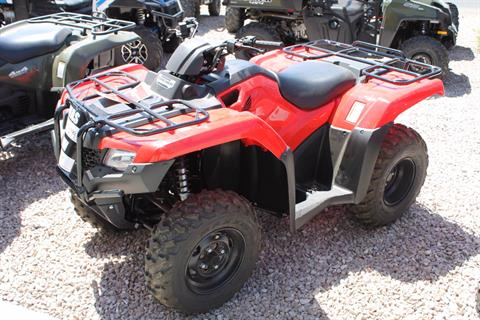 2017 Honda FourTrax Rancher in Prescott Valley, Arizona