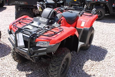 2017 Honda FourTrax Rancher 4x4 in Prescott Valley, Arizona