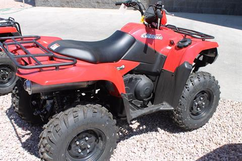 2017 Suzuki KingQuad 500AXi Power Steering in Prescott Valley, Arizona
