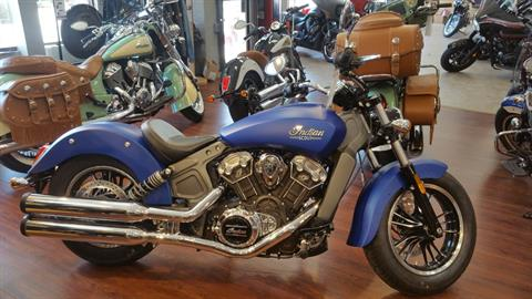 2017 Indian Scout® ABS Icon Series in Mineola, New York