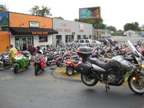 2009 C&D Blue Ridge Riders in Asheville, North Carolina