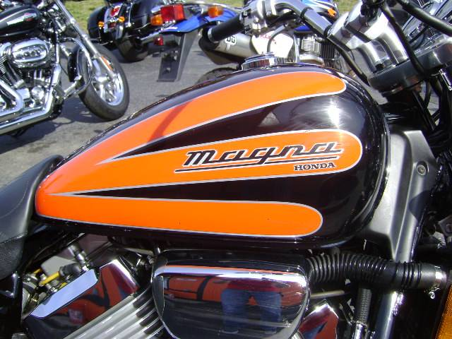 1999 Honda Magna 750 in Asheville, North Carolina