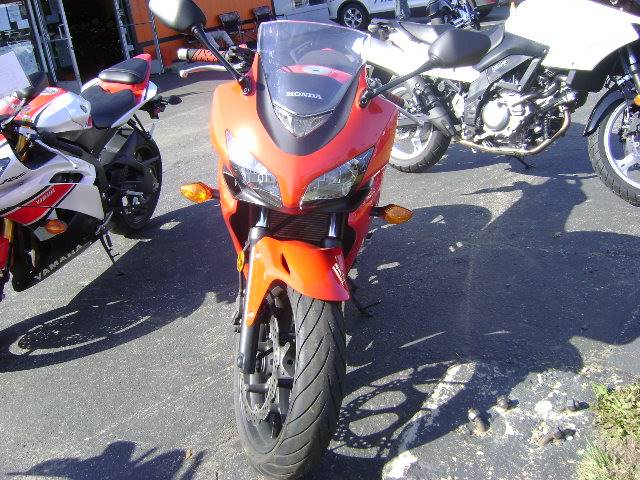 2014 Honda CBR®500R in Asheville, North Carolina