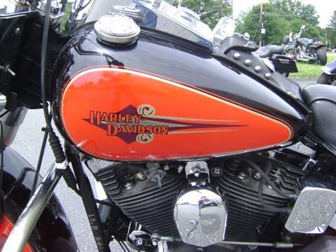 1993 Harley-Davidson Heritage Softail Classic in Asheville, North Carolina