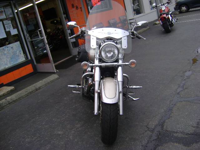 2006 Yamaha V Star® 1100 Silverado® in Asheville, North Carolina