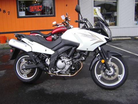 2011 Suzuki V-Strom 650 ABS in Asheville, North Carolina