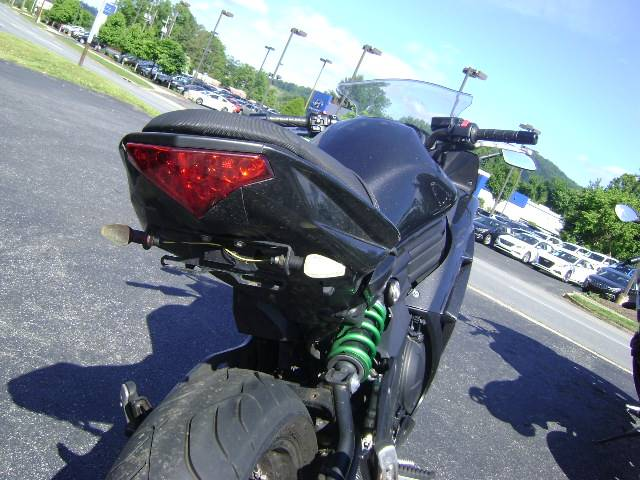 2016 Kawasaki Ninja 650 in Asheville, North Carolina