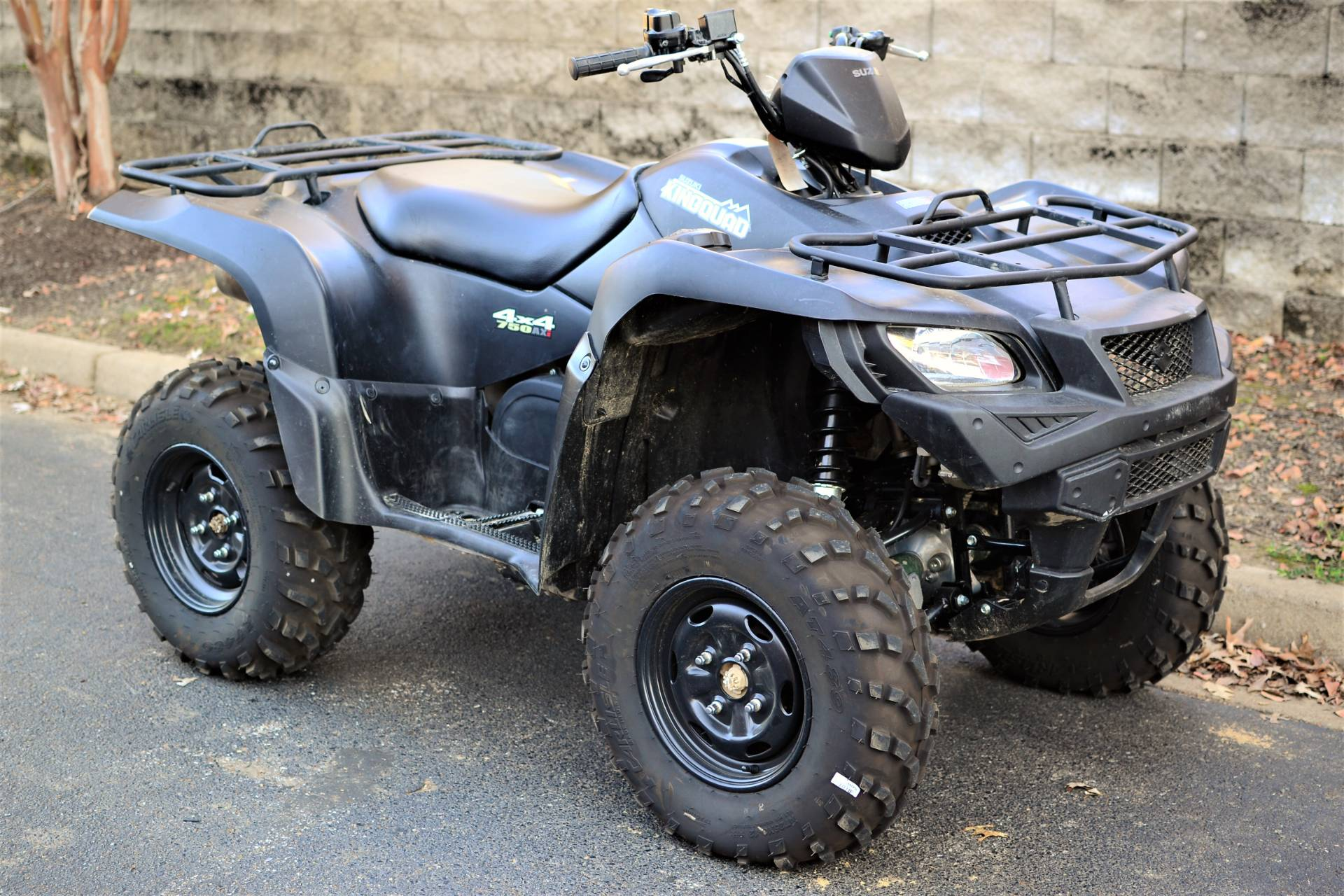 2016 Suzuki KingQuad 750AXi Power Steering Limited Edition in Olive Branch, Mississippi