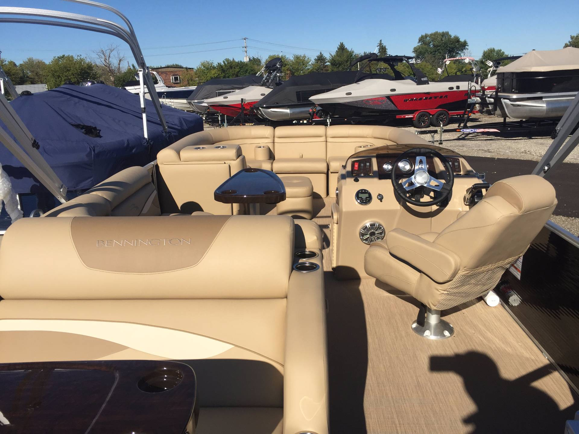 2017 Bennington 24 SSLDX in Round Lake, Illinois