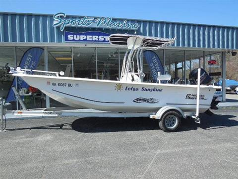 2011 Carolina Skiff 218 DLV in Newport News, Virginia