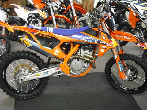 2016 KTM 250 SX-F Factory Edition in Fayetteville, Georgia