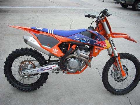 2015 KTM 250 SX-F Factory Edition in Fayetteville, Georgia