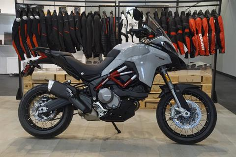 2020 Ducati Multistrada 950 S Spoked Wheel in Elk Grove, California - Photo 1