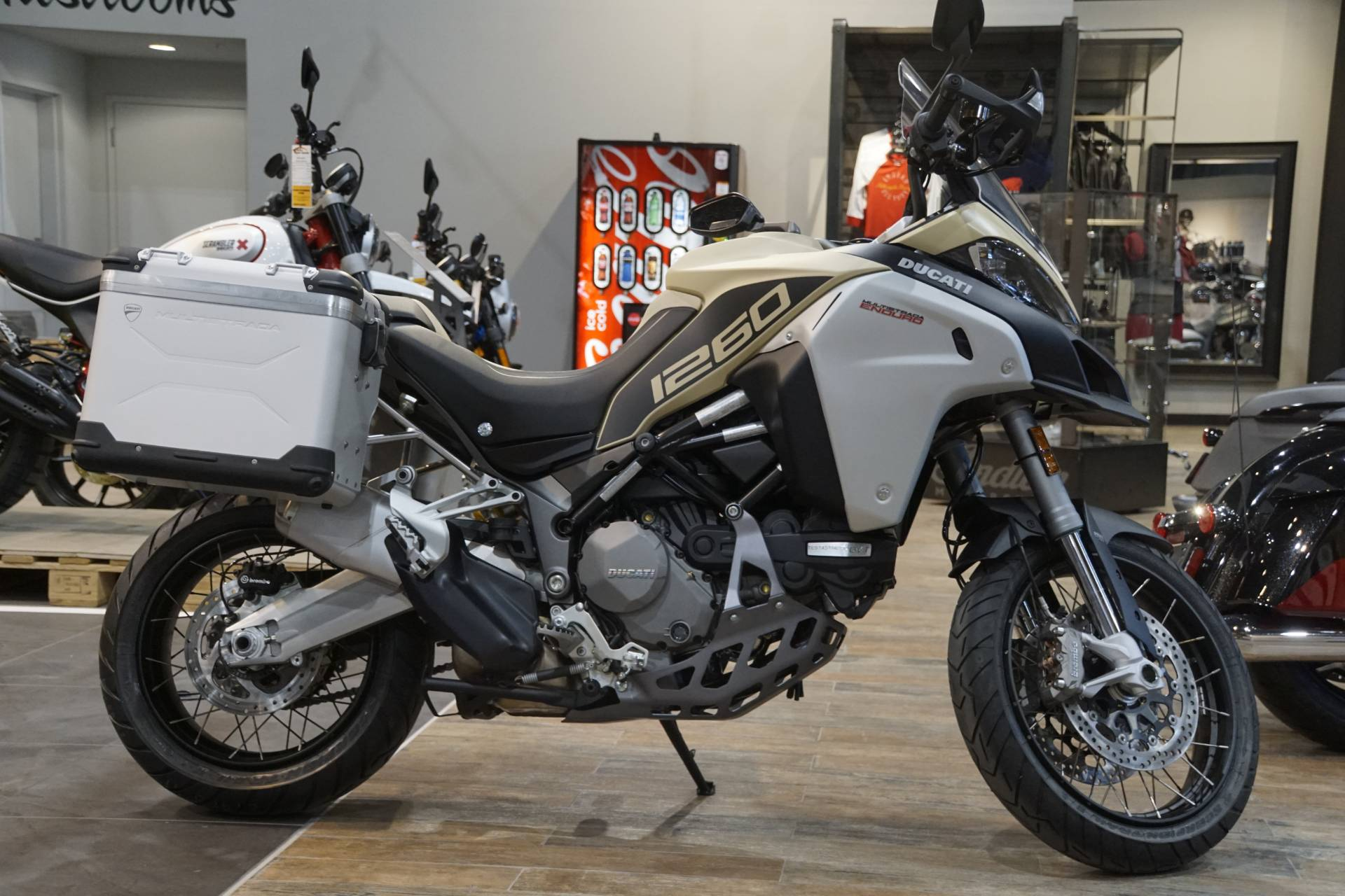 2020 Ducati Multistrada 1260 Enduro in Elk Grove, California - Photo 1