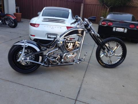2015 Other Custom Oakland Raiders in Hollister, California