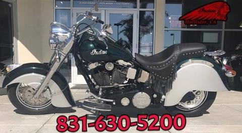 2001 Indian Chief in Hollister, California