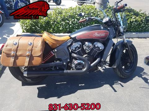 2015 Indian Scout™ in Hollister, California