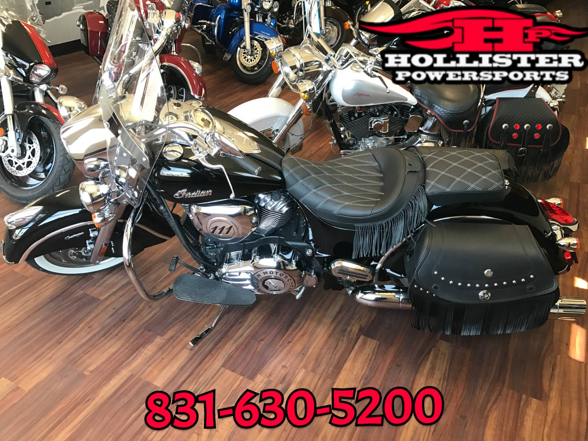 2014 Indian Chief® Vintage in Hollister, California